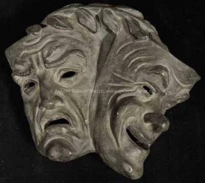 Olbram Zoubek - Divadelní masky