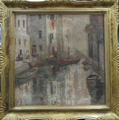Josef  Svoboda - Benátky