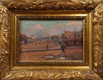 Karel Špillar - Paříž