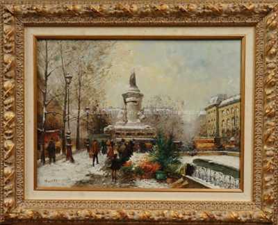Walter Sita - Paříž