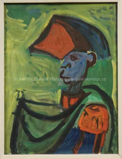 Antonín Pelc - Voják z Casablancy