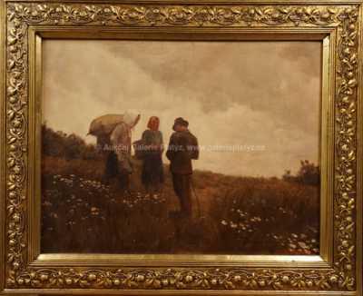 Fjodor Ivanovič  Melnikov - Na rozkvetlých loukách