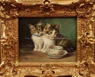 Autor neurčen - Koťátka