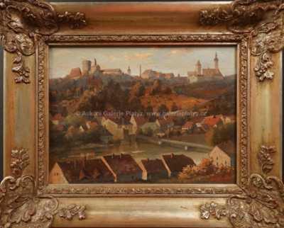 Autor neurčen - Město nad řekou