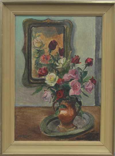 Richard Ťápal - Růže se zrcadlem
