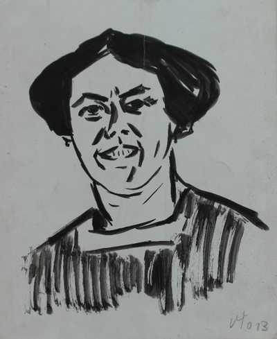 Václav Špála - Hlava