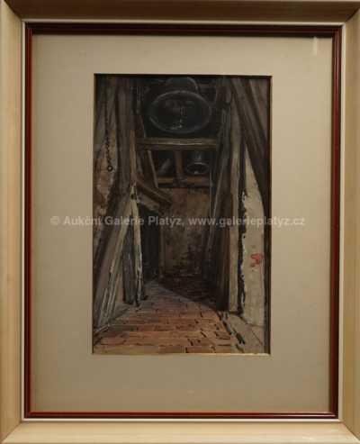 Adolf Liebscher - Karlštejnské zvony