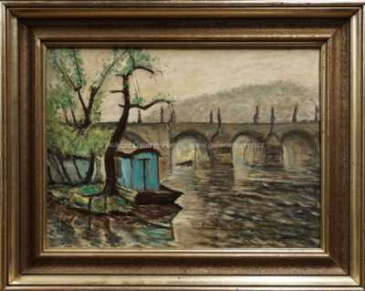 Neznačeno - U Karlova mostu