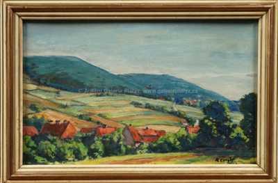 Karel Langer - Šumava