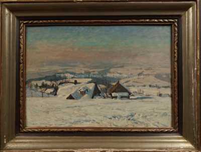 František Cína - Jelínek - Zima