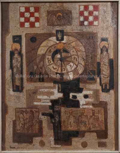 Ivan Sedliský - Velký orloj