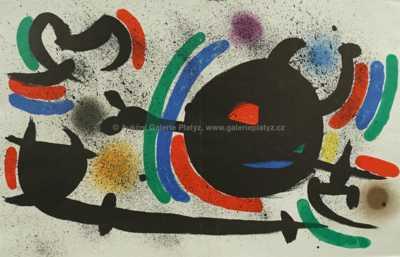 Joan Miró - X