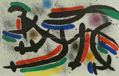 Joan Miró - IX