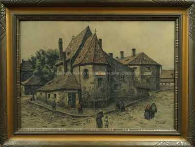 Stanislav Ježek - Na Starém městě