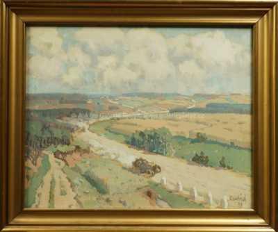 Vilém  Kreibich - Na závodní trati