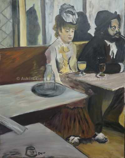 Autor neurčen - Podle Degase