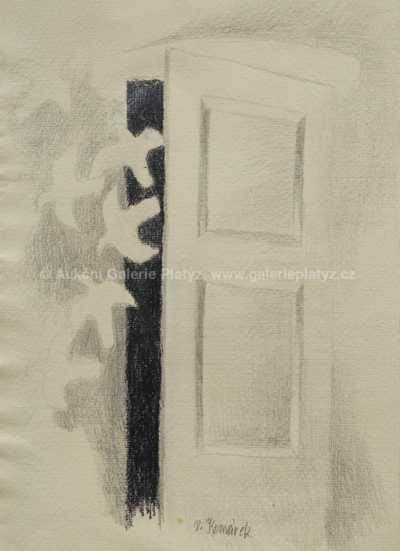 Vladimír Komárek - Otevřené dveře