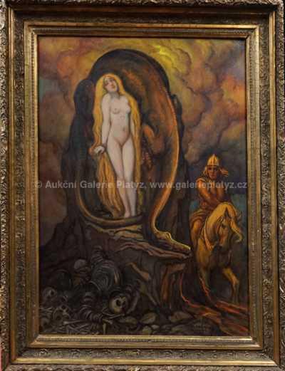 Rudolf Adámek - Bájný motiv