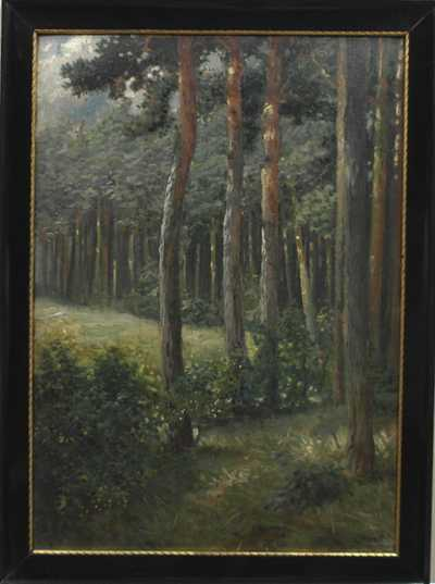 František Holoubek - Lesní partie