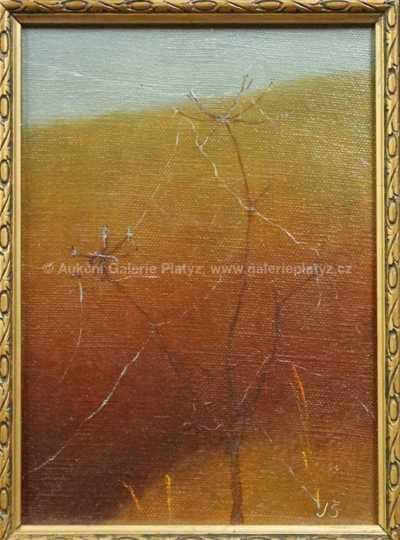 Monogram - Pavučiny v travách