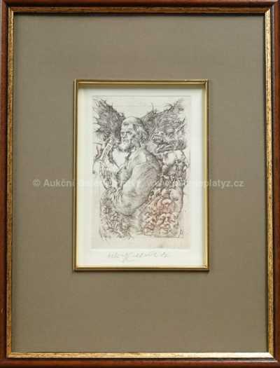 Oldřich Kulhánek - Hieronymus Bosch