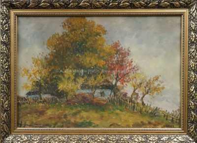 Karel Wagner - Podzimní motiv