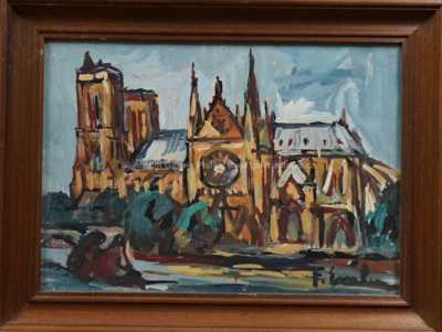 František Emler - Notre Dame