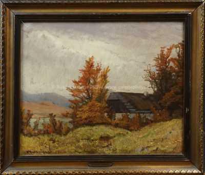 Otakar Hůrka - Podzim