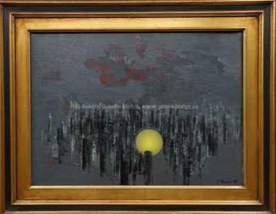 Jaroslav Paur - Slunce ve městě