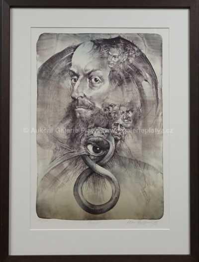 Oldřich Kulhánek - Faust