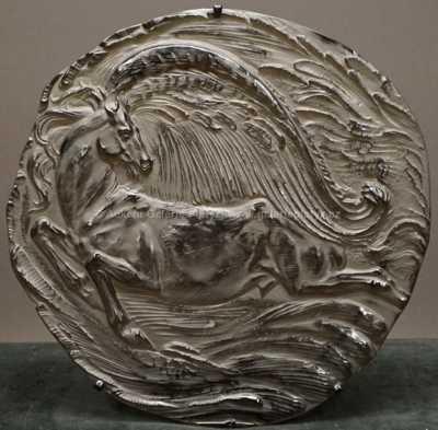 Ernst Fuchs - Výroční talíř