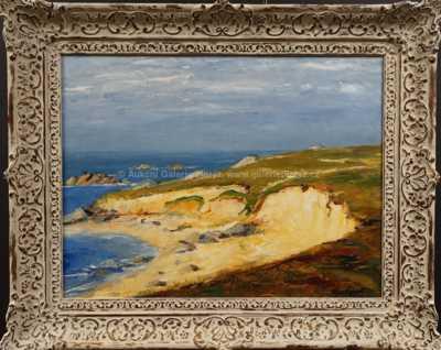 Alois Kohout - Na pobřeží