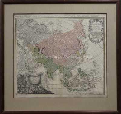 Autor neurčen - Mapa