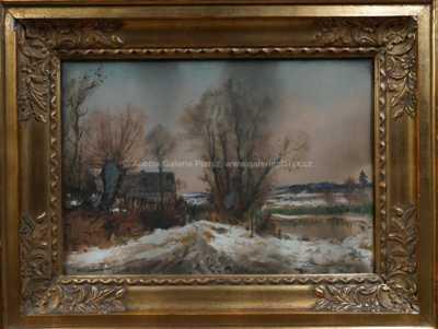 Karel Jan Sigmund - Zimní motiv