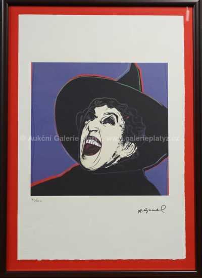 Andy Warhol - Čarodějka