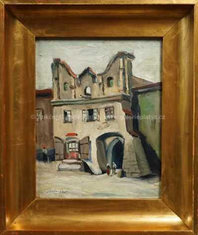 Josef Krejsa - Na starém městě