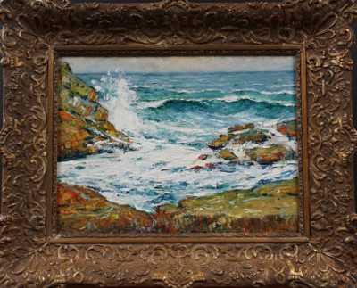 Nesignováno - Mořský příboj
