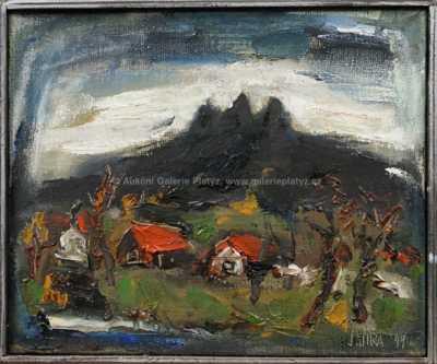 Josef Jíra - Pod Suchou skálou