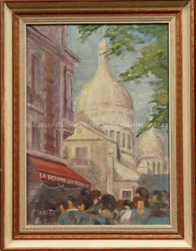 Lev Šimák - Paříž