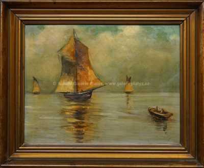 Jaroslav Ronek - Na moři