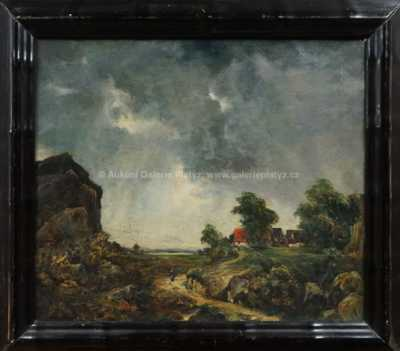 Autor neurčen - Před bouří