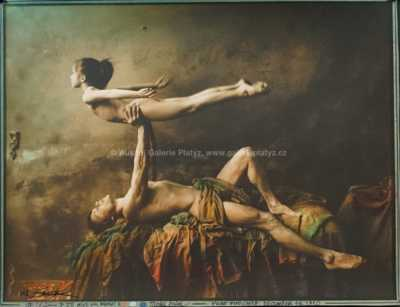 Jan Saudek - Miss You, Marie