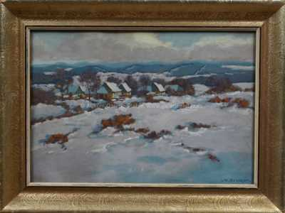 Karel Schadt - Paseky v zimě