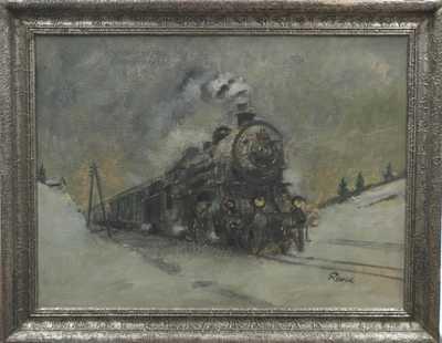Jaroslav Ronek - V jízdě