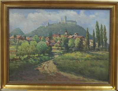 Jaroslav Šimůnek - Hrad Bezděz