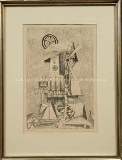 Václav Tikal - Astrofyzikální věž