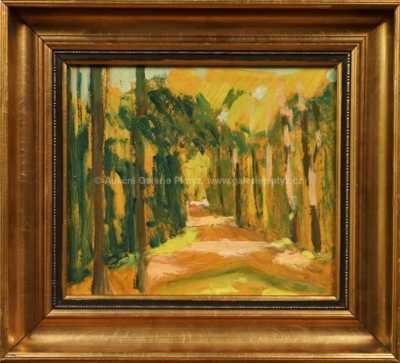 Neznačeno - Lesní cesta