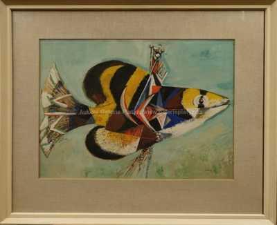 Josef Liesler - Nepřirozená ryba