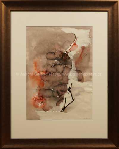 Jan  Smetana - Abstraktní kompozice