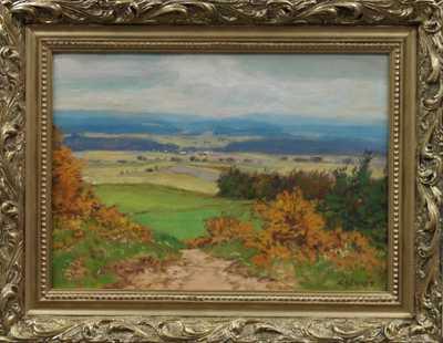 Karel Schadt - Podzimní nálada